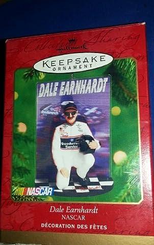 NASCAR - Dale Earnhardt - Collectible Keepsake Ornament - 2000 by Hallmark