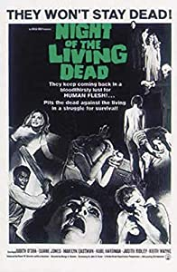 Close Up g733992Night of The Living Dead Póster One Sheet
