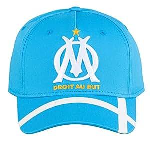 Casquette OM - Collection officielle Olympique de MARSEILLE - Taille réglable - enfant