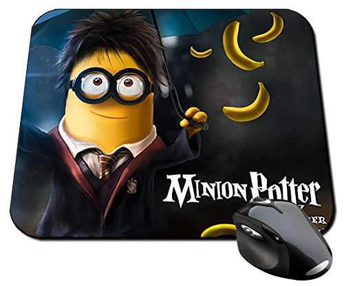 Despicable Me Gru Minions Harry Potter – Alfombrilla de ratón Mou