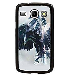 PRINTSWAG EAGLE Designer Back Cover Case for SAMSUNG GALAXY CORE i8262