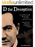 D for Deception (Kindle Single) (English Edition)