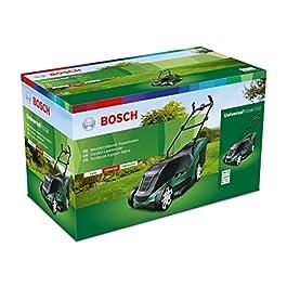 Tondeuse à gazon filaire Bosch – UniversalRotak 550 ( Ø38cm, 1300 W, hauteur de coupe: 20-70mm, bac de 40L)