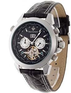 Yves Camani Herren-Armbanduhr Chronograph Automatik YC1029-A