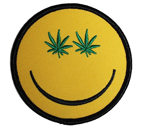 weed-indeed-infatti-pot-pentola-smiley-patch-iron-on-sew-on-marijuana-patch-officially-licensed-mari