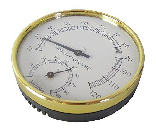 Garten und Sauna Thermometer und Hygrometer -