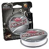 Berkley Nanofil Uni-Filament Angelschnur-150Yard, Clear Mist