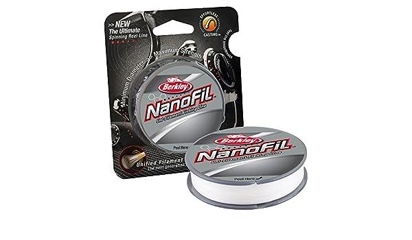 Durchmesser 0,005 Zoll Berkley Nanofil Uni-Filament Angelschnur