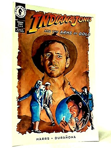 Indiana Jones and the Iron Phoenix Chapter One (Iron Buch Horse)