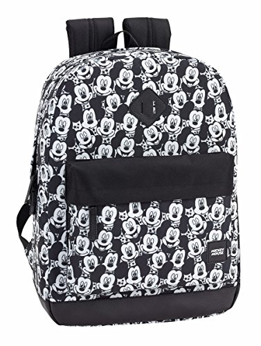 Safta Mochila Escolar Mickey Mouse Junior Oficial 320x140x430mm