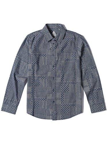 Altamont Herren Hemd lang Americara Shirt LS -