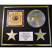 PREFAB SPROUT/CD DISPLAY/LIMITED EDITION/COA/TH BEST OF