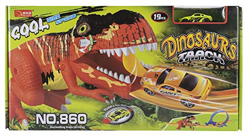 Toys Outlet - Dinosaurier verfolgen 5406332452. Track Looping. -