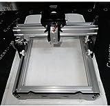 gr-tech Instrument® 500mW Große Fläche Mini DIY Laser-Gravur graviermeister Drucker Kennzeichnung Maschine