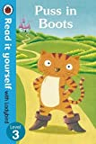 Read It Yourself with Ladybird Puss in Boots (mini Hc): Level 3