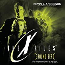 Ground Zero: The X-Files, Book 3