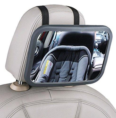 Preisvergleich Produktbild Autospiegel für Ihr Baby ,Baby Autospiegel für Rücksitze, Sicherheit & perfekter Komfort, Babyspiegel Auto