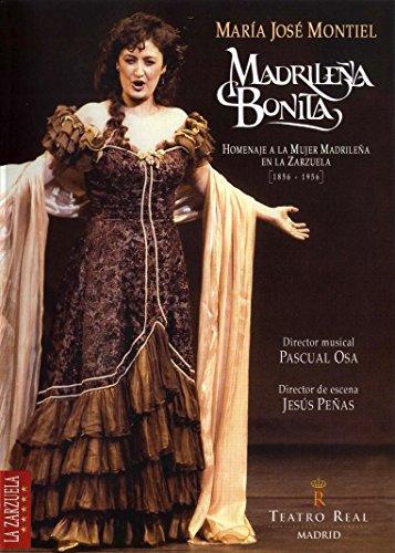 Maria Jose Montiel: Madrileña Bonita [DVD]