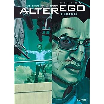 Alter Ego - Saison 1 - tome 2 - Alter Ego - Fouad