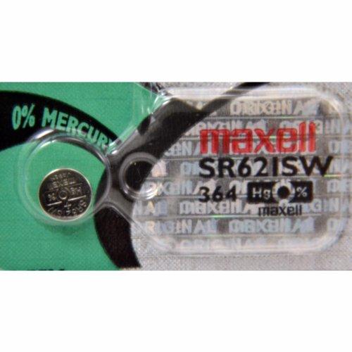 Maxell - SR621SW / 1 unidad