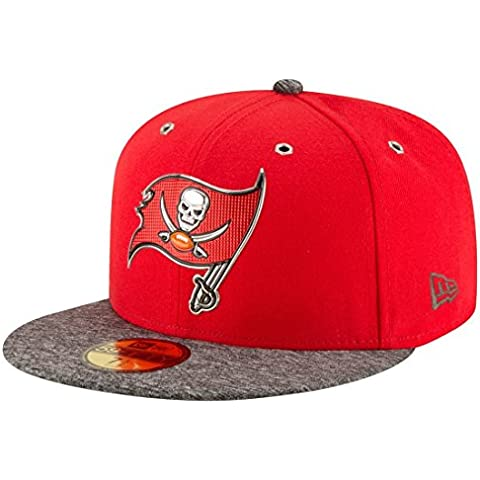 New Era NFL TAMPA BAY BUCCANEERS Authentic Onstage 59FIFTY 2016 Draft Cap