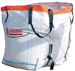 Sofop Taliaplast-conteneur à Gravats Réutilisable Taliasac - 1500 Kg