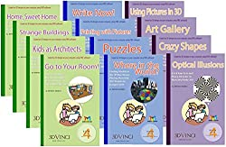 ModelMetricks Complete Series (PC): 12-Book Set of SketchUp Projects for Kids: SketchUp 2016 and 2017