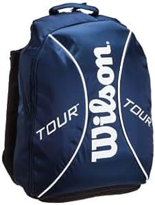 WILSON Tour Backpack Tennis Rucksack 2012 Model blue blue/white