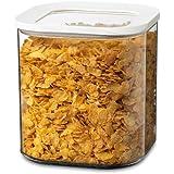 Rosti Mepal Modula - Bote cuadrado para almacenamiento de alimentos (2750 ml)
