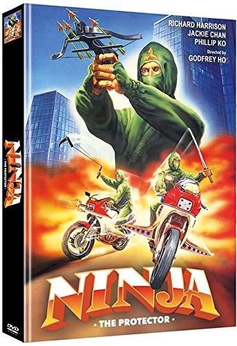 Ninja - The Protector - Mediabook Cover B - Limitiert/Uncut (+ Bonus-DVD)