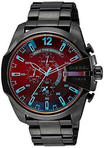51qAPFphdyL - Diesel DZ4318I Red Mens watch