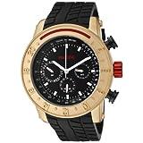 Red Line - RL-10123 - Montre Homme - Quartz Analogique - Bracelet Caoutchouc Noir