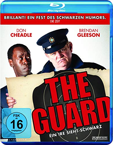 The Guard - Ein Ire sieht schwarz [Blu-ray] -
