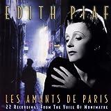 Songtexte von Édith Piaf - Les Amants de Paris