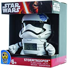Kanaï Kids Kkcmini3 – Reloj despertador – Storm Trooper Star Wars – 9 cm – , Multicolor