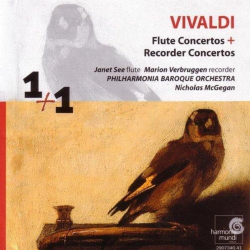 Vivaldi: Flute Concertos & Rec...