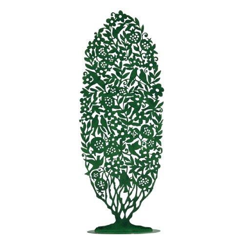 Enesco 27271 Figurina Silhouette Albero, Resina, Willow Tree, Design di Suzan Lordi, 36 cm - Family Tree Parete