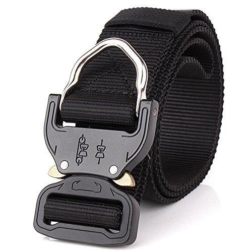 xiliary Nylon Men Tactical Belt Male Military Belt Multifunctional Training Belt Strap Outdoor Agreeable -