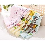 My Newborn Soft Fleece Baby Bath Towel Set, Multicolor (Pack Of 3)