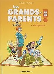 Les Grands-Parents en BD, Tome 1 : Roulez jeunesse !