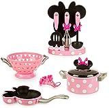 Disney Store set da gioco accessori per cucina Minni Topolina cuccinare