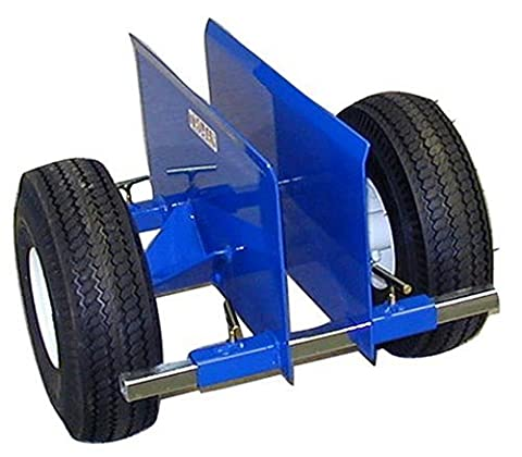 Trojan DC-9 Dolly-Cartin' 2 Wheeled Clamping Cart Unit with 9-Inch Clamping Capacity by Trojan