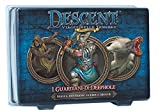 Unbekannt Giochi Uniti gu365–Descent 2. Edition: Die Wächter von Deephall