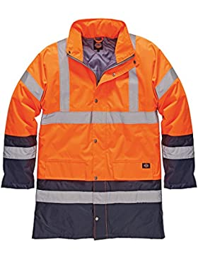 Dickies Sa7004-Abrigo de trabajo Hombre