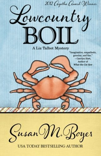 Book Collection Lowcountry Boil (A Liz Talbot Mystery) (Volume 1) by Susan M Boyer (2012-09-18) FB2