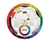 Winsor & Newton PCCL1 Farbmischrad fürs Malen und Airbrush
