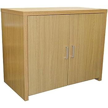 london solid oak hideaway home office computer. HIDEAWAY - Sideboard Office Computer Storage Desk Oak London Solid Hideaway Home