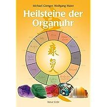Heilsteine der Organuhr