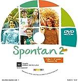 Spontan neu 2 Allemand A2 palier 1, 2e année LV1 LV2 : CD de remplacement (1DVD)