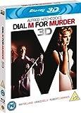Dial M for Murder (Blu-ray 3D + Blu-ray) [1954] [Region Free]